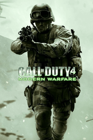 Servidores de juegos de Call of Duty 4